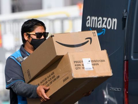 Amazon stock rises over 5% as earnings, revenue top targets