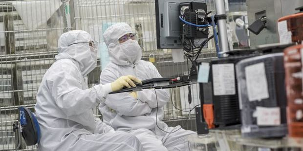 Applied Materials Mapped Out Its Future. Investors Sold the Stock.