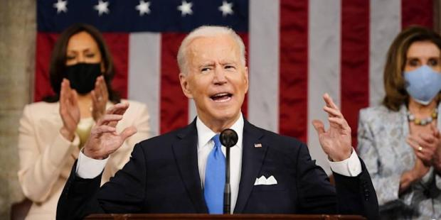 Biden wants the new monthly stimulus checks for families to continue for years
