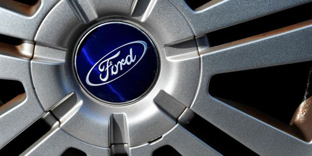 Ford swings to profit in first quarter, but stock falls after hours