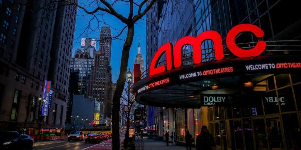 AMC Executives Take Home Millions by Cashing In on Share Surge