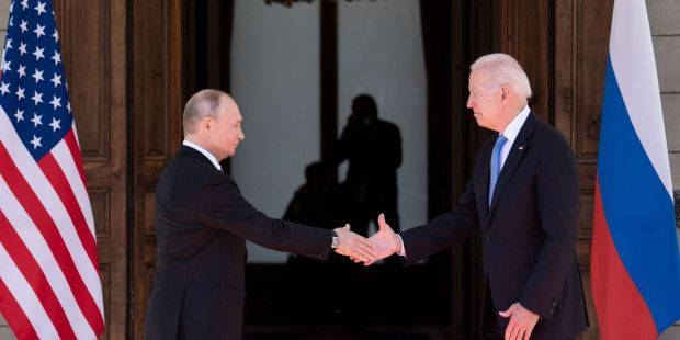 Biden tells Putin that infrastructure should be 'off limits' to cyberattacks