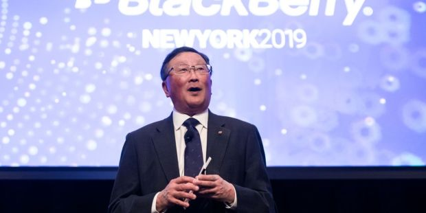 BlackBerry pleases its meme followers with first-quarter earnings beat