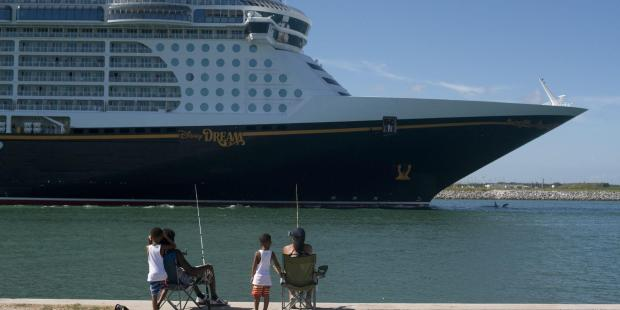 Cruise Shares Tumble; Disney Delays Tuesday's Trial Sailing