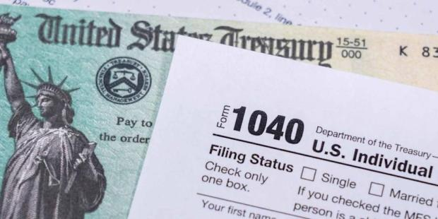 A fresh stimulus check may be on the way to you, thanks to your tax return