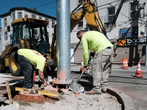 Infrastructure test vote set to meet with Republican opposition in Senate