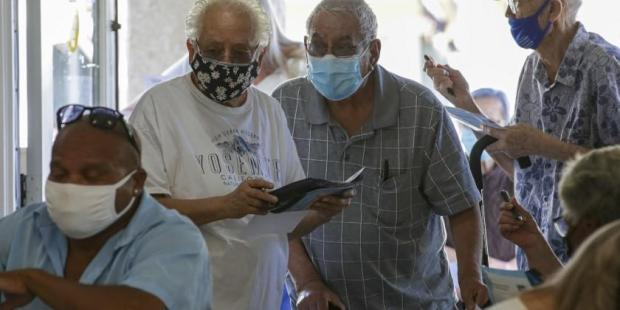 Pandemic caused many boomers to retire