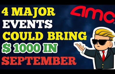 AMC Stock – Things Could FINALLY POP In September…