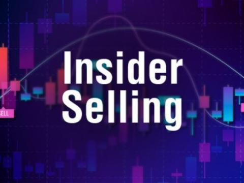 4 Stocks Insiders Are Selling