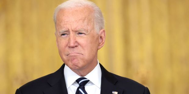 Biden huddles with G-7 as Taliban rejects evacuation-deadline extension