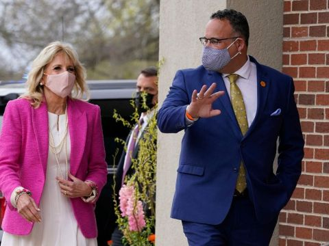 Coronavirus Update: Education Department hits mask bans on civil-rights grounds