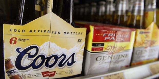 Molson Coors is dropping 11 'economy' brands including Keystone Ice and High Life Light