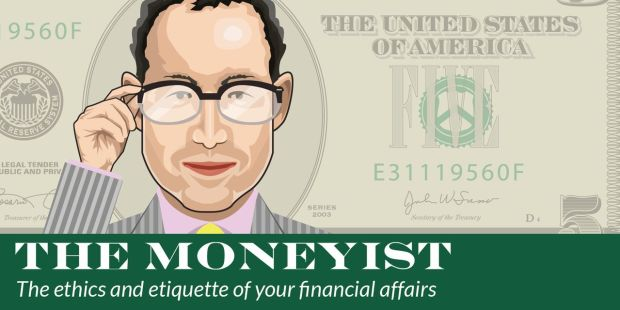 My friend is worth $10 million. As his bookkeeper, I'm asked to record illegitimate expenses
