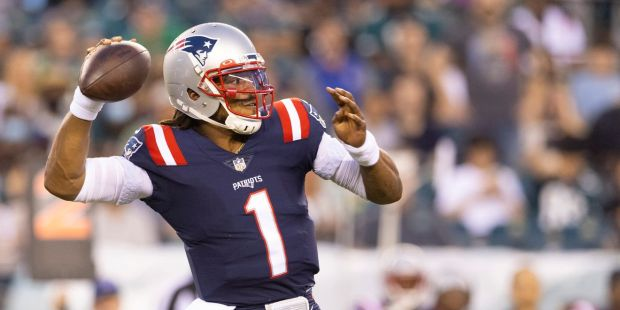 New England releases Cam Newton, taps rookie to start at quarterback