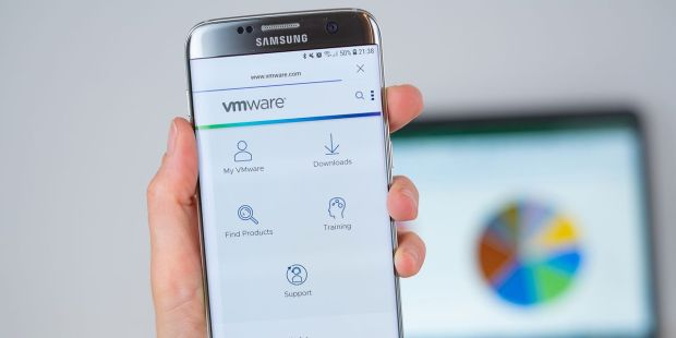 VMware Stock Slides as Growth of Cloud Business Disappoints
