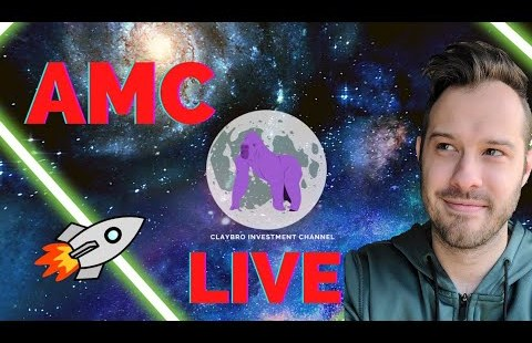 [LIVE] AMC Stock Q&A and Evaluation She's Green Tuesday Into The Shut!