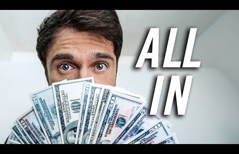 AMC TO $100K – ALL IN