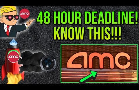 AMC STOCK   forty eight HOURS REMAINING! OPTIONS PRICING THIS MAJOR MOVE!!!