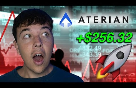 ATER Stock Is About To EXPLODE To The MOON!