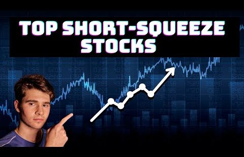 The Next Immense Brief Squeeze.. | Top 5 Shares to Derive (September 2021)