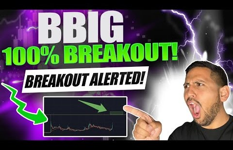 WHATS NEXT!? | BBIG Vintor Mission inc Inventory Chart Technical Analysis & Imprint Predictions Update!