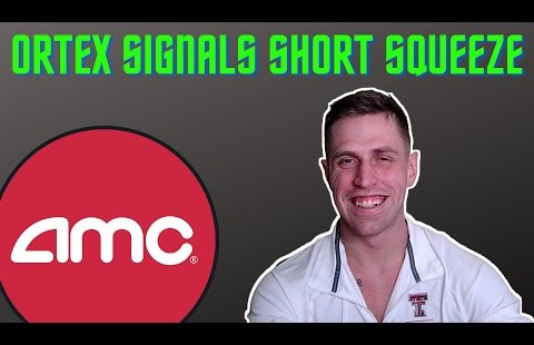 AMC Stock – Ortex signals SHORT SQUEEZE – what to are looking forward to next week