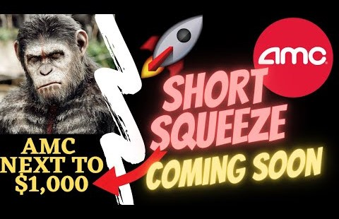 AMC WILL MAKE YOU RICH 💰 AMC SHORT SQUEEZE COMING SOON 🚀🚀 #AMCARMY