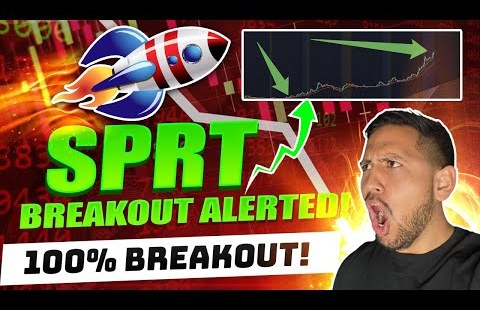 WHATS NEXT!   SPRT Stock Chart Technical Diagnosis & Heed Predictions Updates!