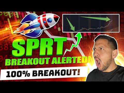WHATS NEXT! | SPRT Stock Chart Technical Diagnosis & Heed Predictions Updates!