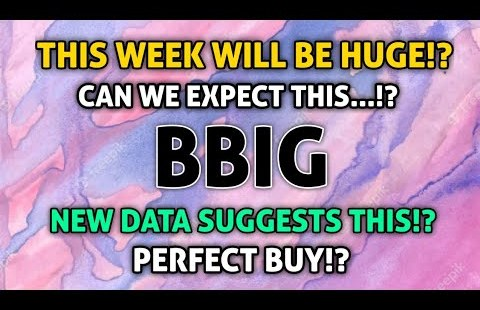 HUGE BBIG STOCK UPDATE! – BBIG STOCK COULD BE READY TO EXPLODE THIS WEEK!?! *BIG THINGS!*
