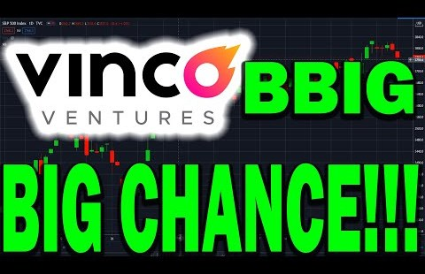 Vinco Ventures BBIG Inventory HUGE OPPORTUNITY IS COMING! BE PREPARED FOR THIS!