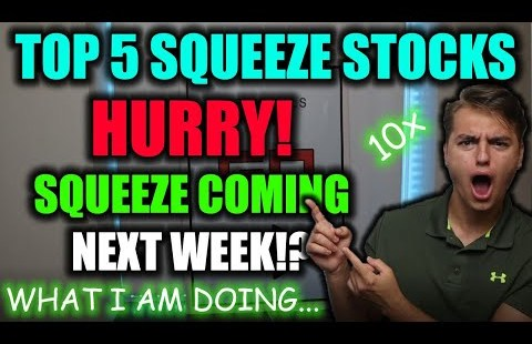 TOP 5 STOCKS TO BUY NOW!? Shares Bellow To EXPLODE NEXT WEEK! TOP Short Squeeze Shares September 2021!