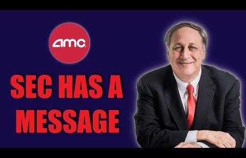SEC NOW INVOLVED WITH AMC STOCK