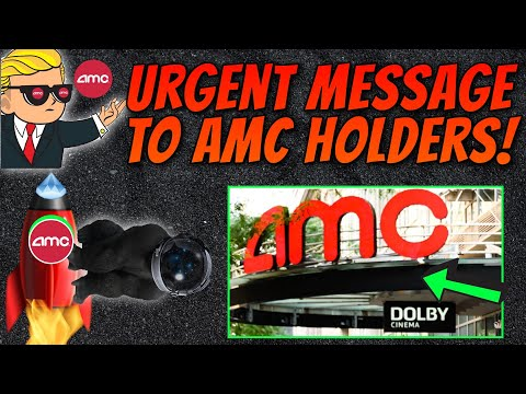 🚀 AMC STOCK   MASSIVE SHORT SQUEEZE CONFIRMED!? I TOLD YOU!