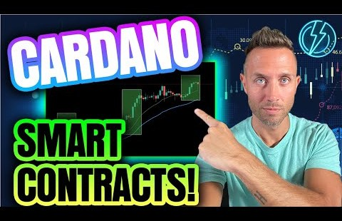 Cardano SMART CONTRACTS Are Here! ADA Mark Waits For Next Pass…