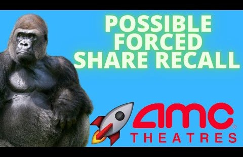 AMC POSSIBLE FORCED SHARE RECALL  – GAMMA SQUEEZE COMING – (Amc Stock Diagnosis)