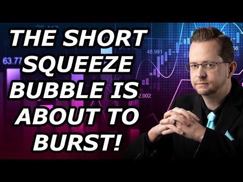 THE SHORT SQUEEZE BUBBLE IS ABOUT TO BURST – High 10 YouTuber Stock Picks for Wednesday, June 9, 2021
