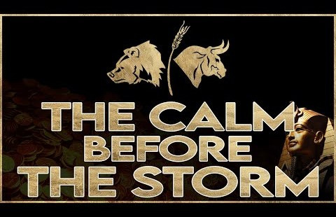 AMC Stock – The Silent Sooner than The Storm…