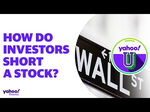 Shorting a inventory: Yahoo U looks at how a brief squeeze works