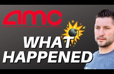 AMC STOCK UPDATE – WHAT HAPPENED TODAY?!?