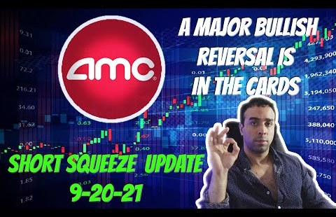 AMC Stock | A first-rate bullish reversal is in peep after nowadays. Technical provider explains why.