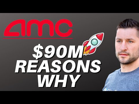 AMC STOCK UPDATE – MASSIVE CHANGES ARE HAPPENING THIS MONTH