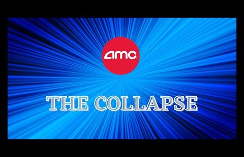 AMC STOCK   THE COLLAPSE
