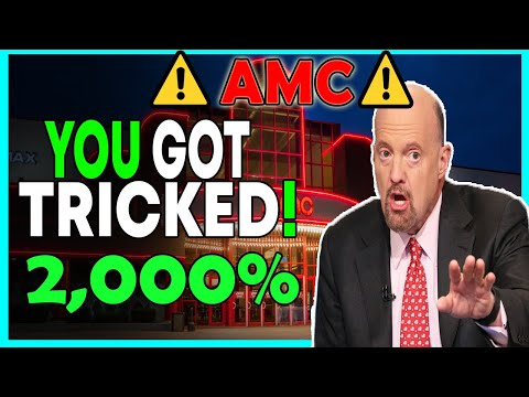 BREAKING: JIM CRAMER TRICKED YOU! (AMC BOMBSHELL) – MOASS Quick Squeeze Inventory Fortress Replace