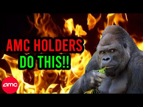 AMC STOCK: HUGE WARNING JUST ISSUED!! GET PREPARED NOW!!
