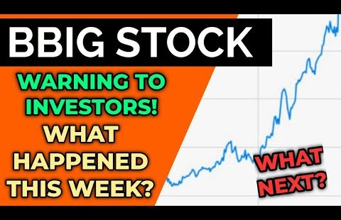BBIG STOCK IMPORTANT ANALYSIS! – WHAT HAPPENED TO BBIG STOCK THIS WEEK & WHAT COMES NEXT?