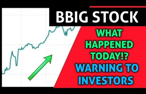BBIG STOCK HUGE ANALYSIS! – WHAT HAPPENED TODAY & WHAT COMES NEXT FOR INVESTORS?