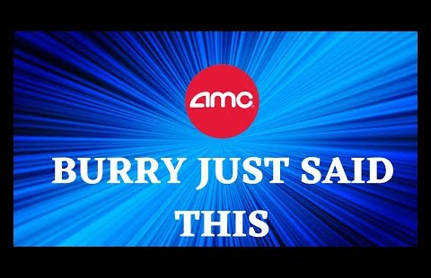 AMC STOCK   HE JUST SAID ITS OVER