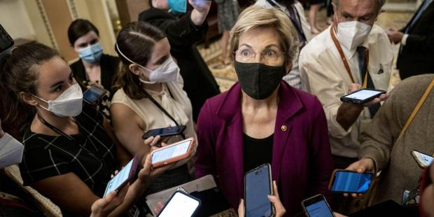 Elizabeth Warren and Democrats Are Going After SPAC Kingpins