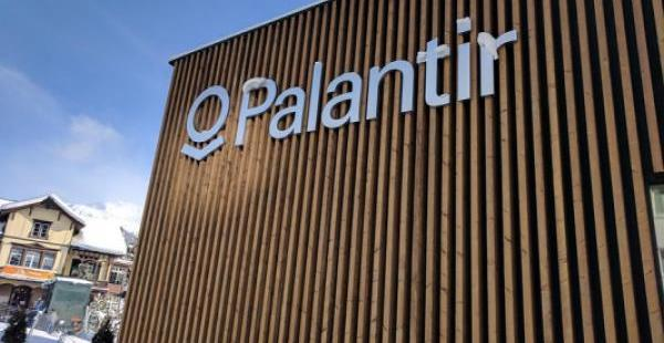 Why Palantir Shares Are Trading Higher Today